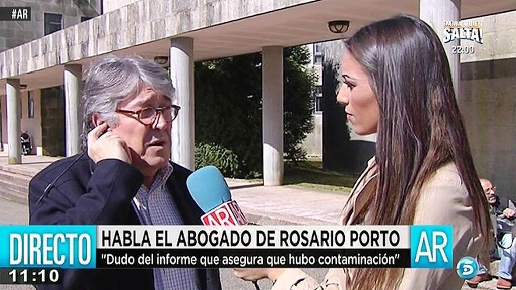 """Aranguren: """"Por la forma de hacerse la instruccion no se sabrá quién está detrás de la muerte de Asunta Basterra"""""""