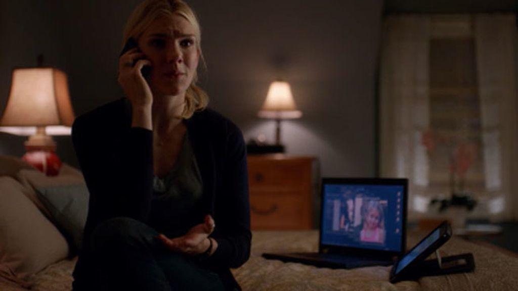 """Claire, a Lena: """"Creo que Wes es un objetivo. Drill quería que fuera a África"""""""