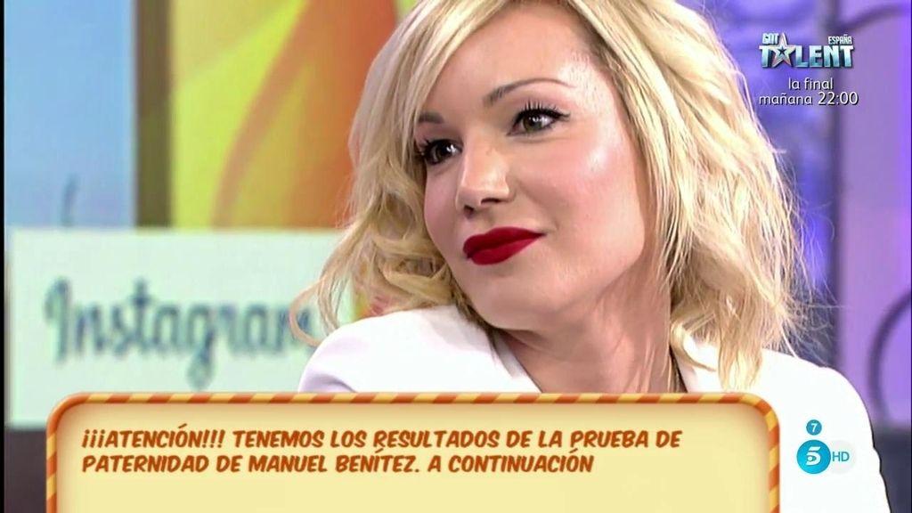 """Belén Roca: """"He encontrado el amor, estoy muy ilusionada"""""""