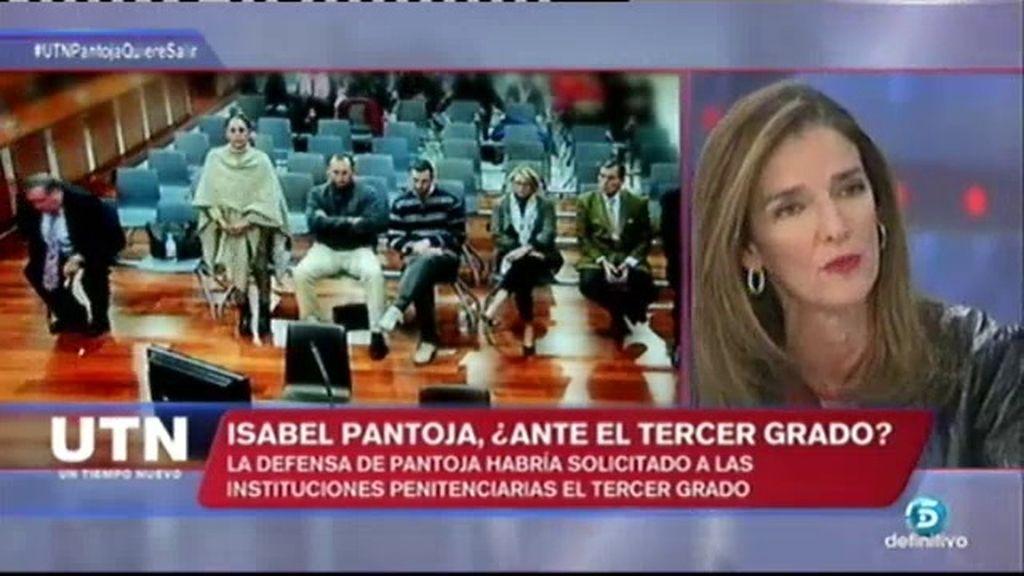 """Paloma García Pelayo: """"Pantoja saldrá de la cárcel en cuanto pague su multa"""""""
