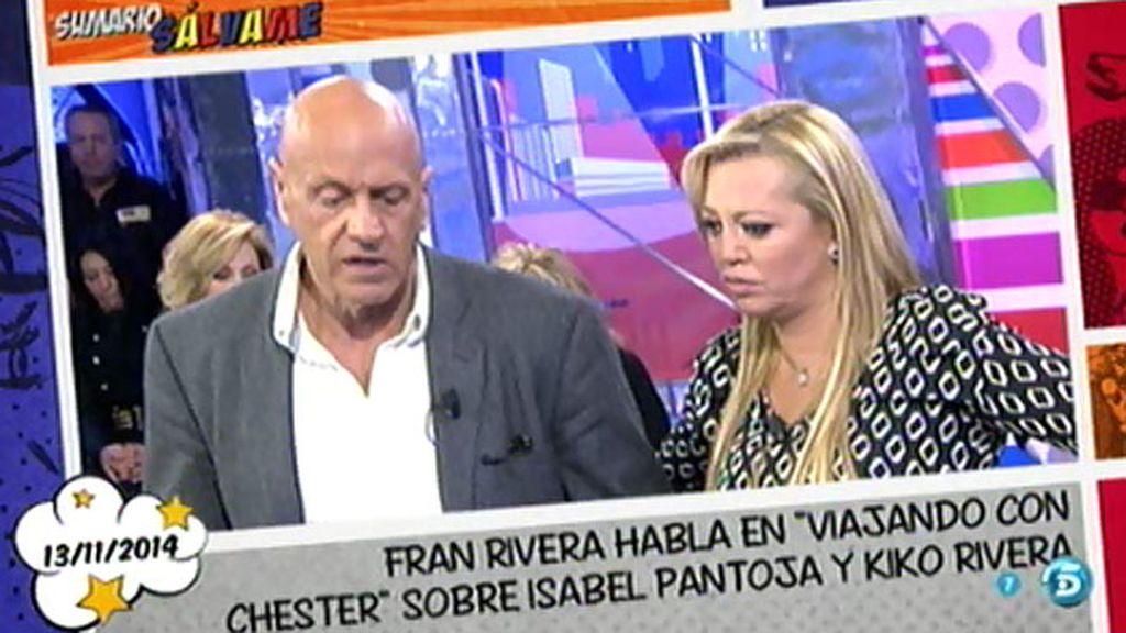 """Matamoros, sobre Carmina Ordóñez: """"Aún no he superado mi complejo de culpabilidad"""""""