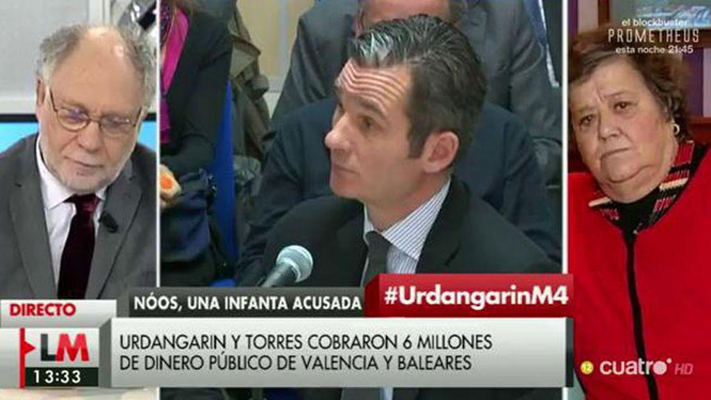 """Almeida: """"Hay un apaño entre Urdangarin y Torres para salvar a ambas esposas"""""""