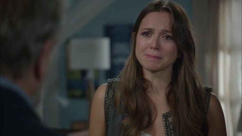 """Clara le confiesa la verdad a Pablo: """"Me he acostado con otro"""""""