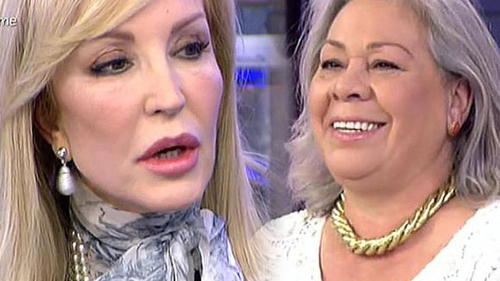 ¡Carmen Gahona y Carmen Lomana participarán en 'Supervivientes'!