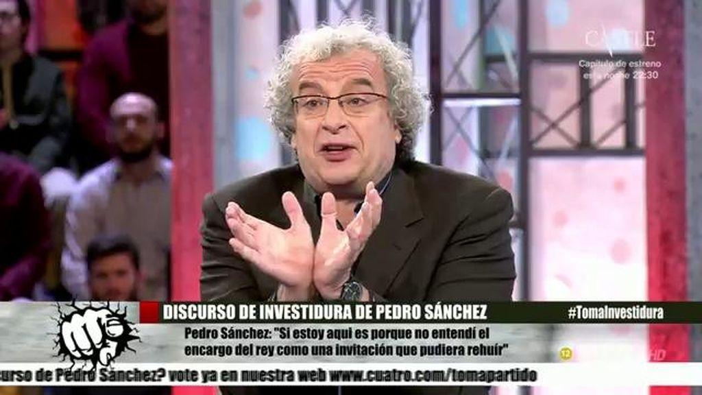 """Calleja: """"El PP no ha ganado las elecciones porque no ha intentado formar gobierno"""""""