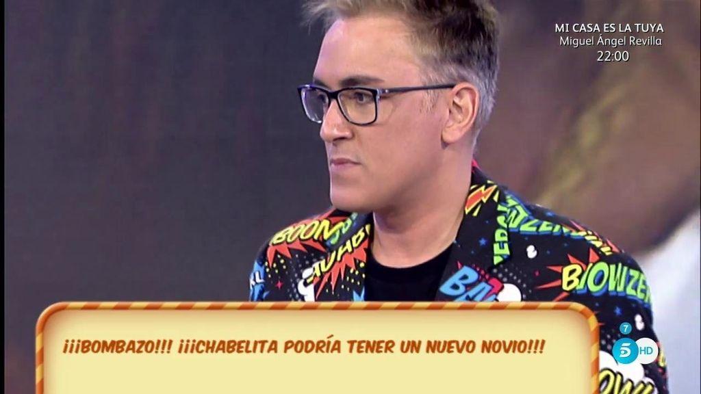 "Kiko H.: ""Chabelita tiene una nuevo novio"""