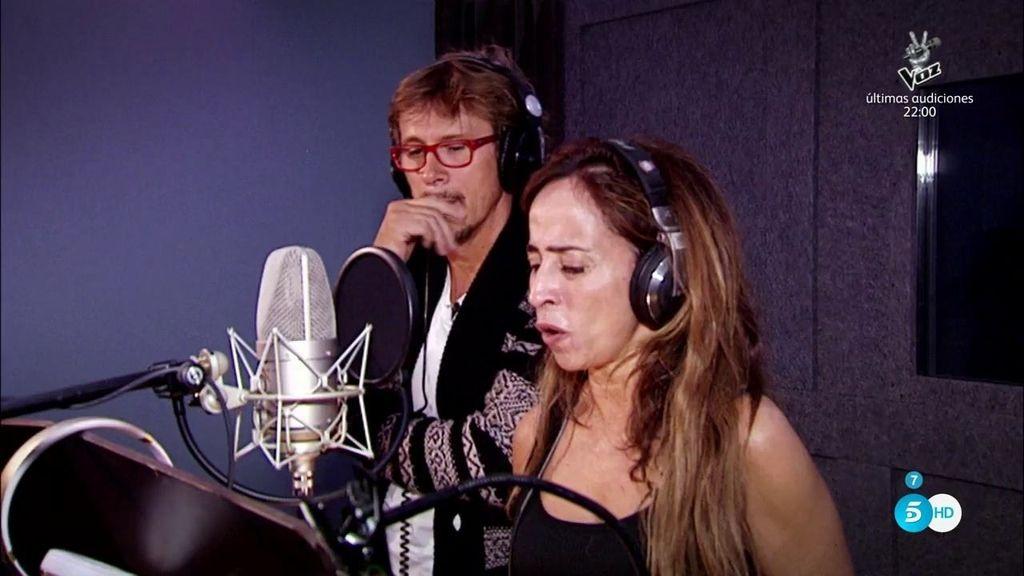 Patiño ahora también canta