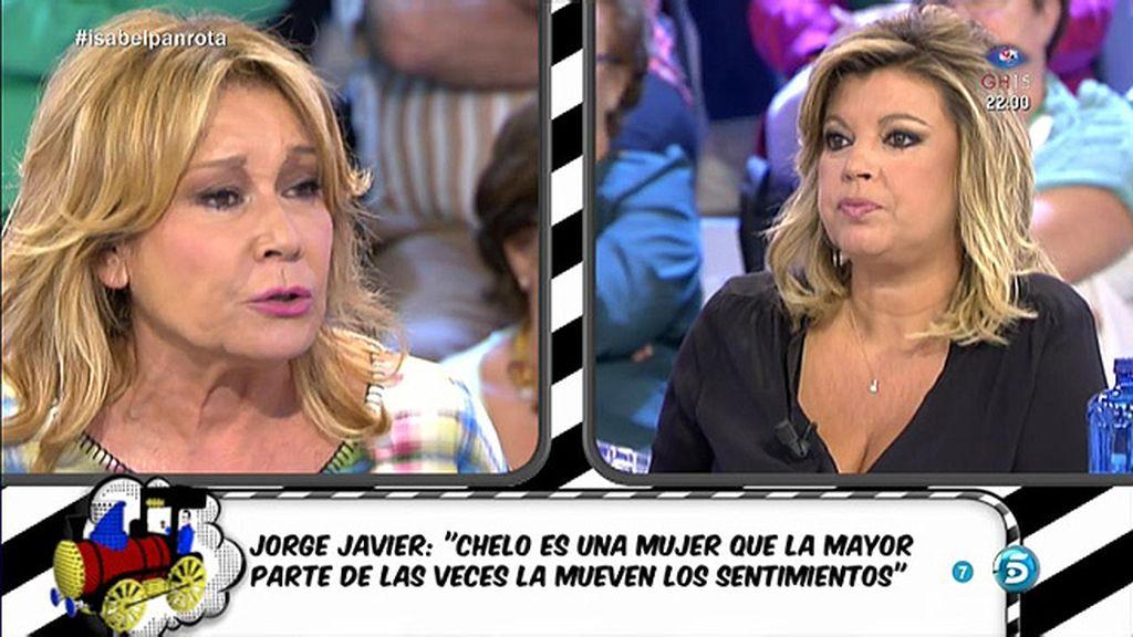 """Terelu Campos: """"Me faltó el apoyo de Mila en un día especial, mi cumpleaños"""""""