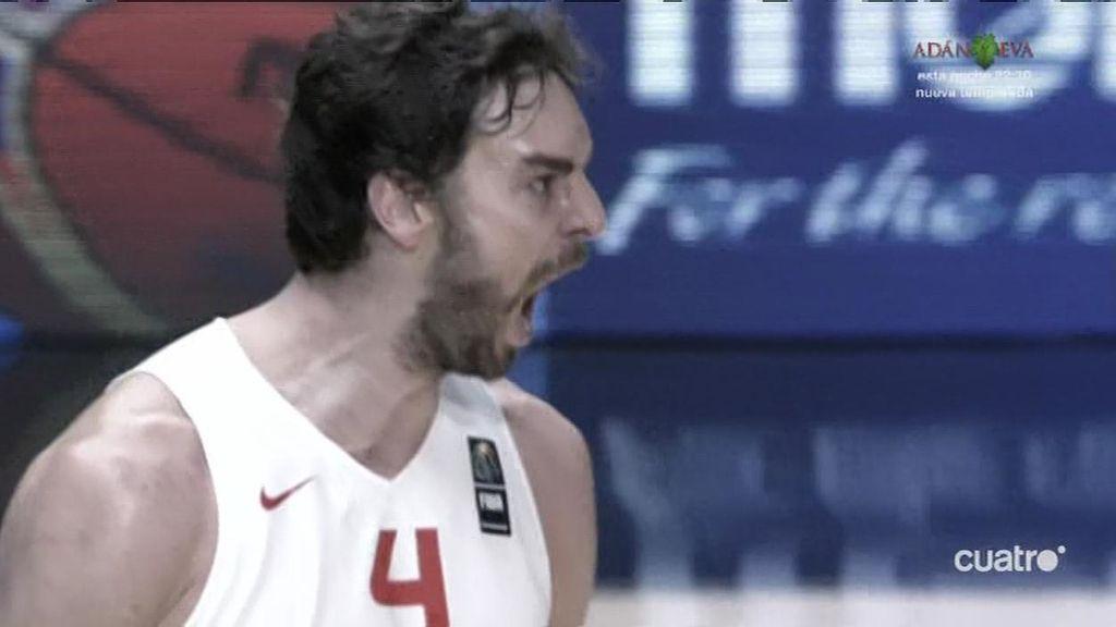 Francia se 'pica' y acusa a Pau Gasol de doparse antes del Eurobasket