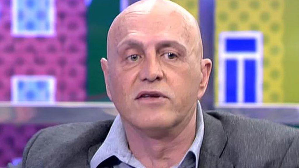 """Kiko Matamoros: """"No voy a entrar en conflicto con mis hijos públicamente"""""""