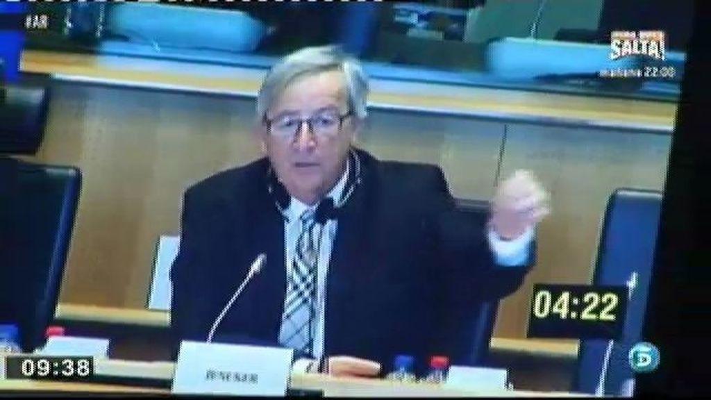 Los eurodiputados cobran 6.200 euros netos al mes