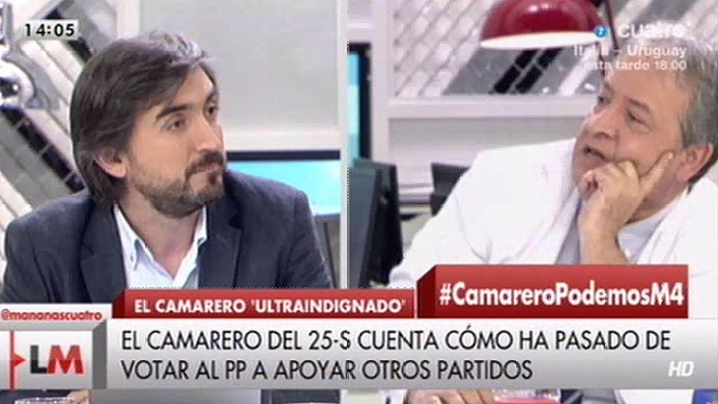 """I. Escolar, a A. Casillas: """"Todo el mundo tiene derecho a cambiar de opinión pero no a tomarnos el pelo"""""""