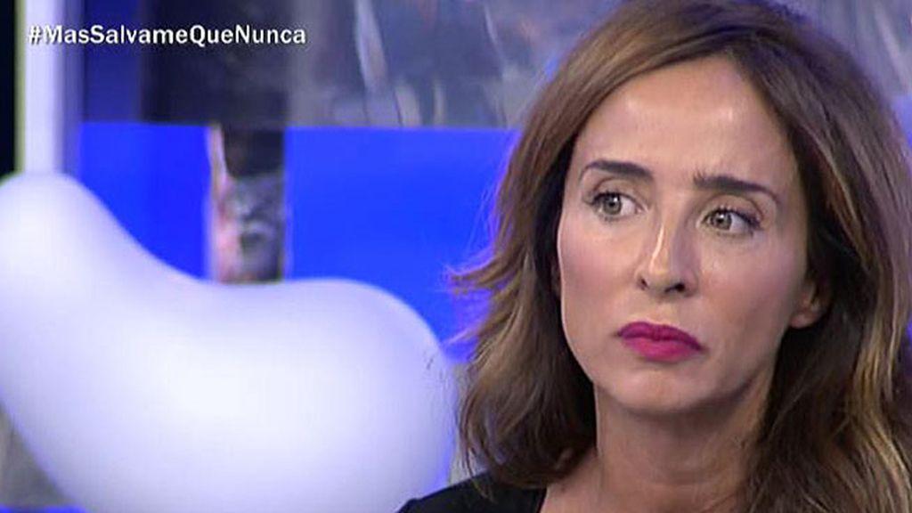 """María Patiño: """"El discurso público y privado de A. Tejado y Alba son diferentes"""""""