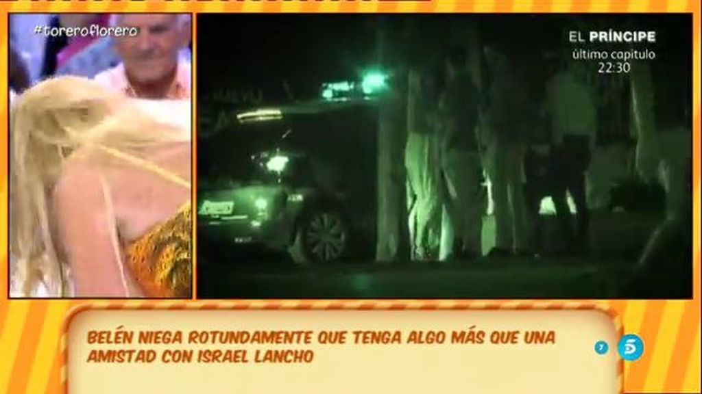 Belén Esteban besa a Kiko Hernández