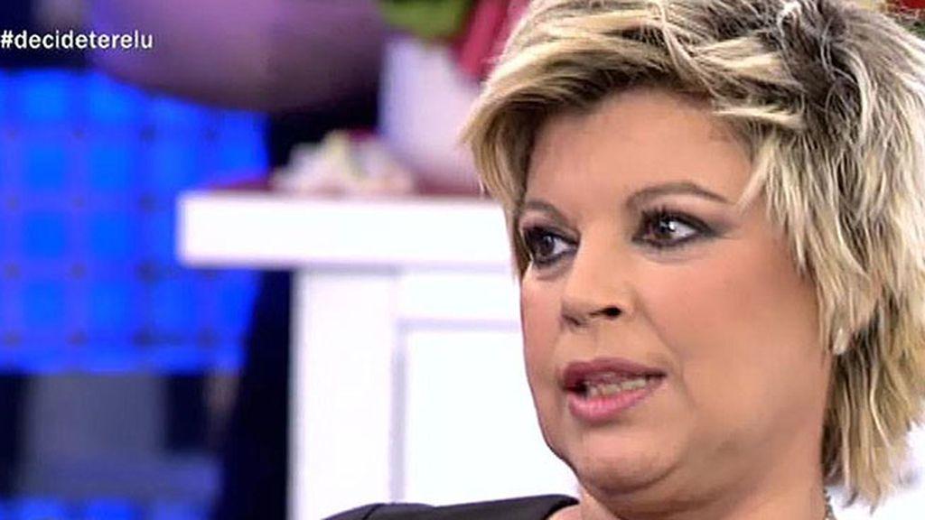 Terelu Campos comunica su decisión