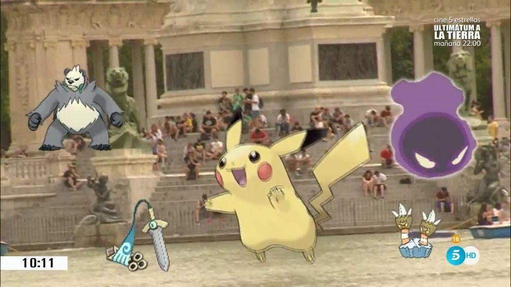 'Pokemon Go', el juego de moda que ha conquistado el mundo