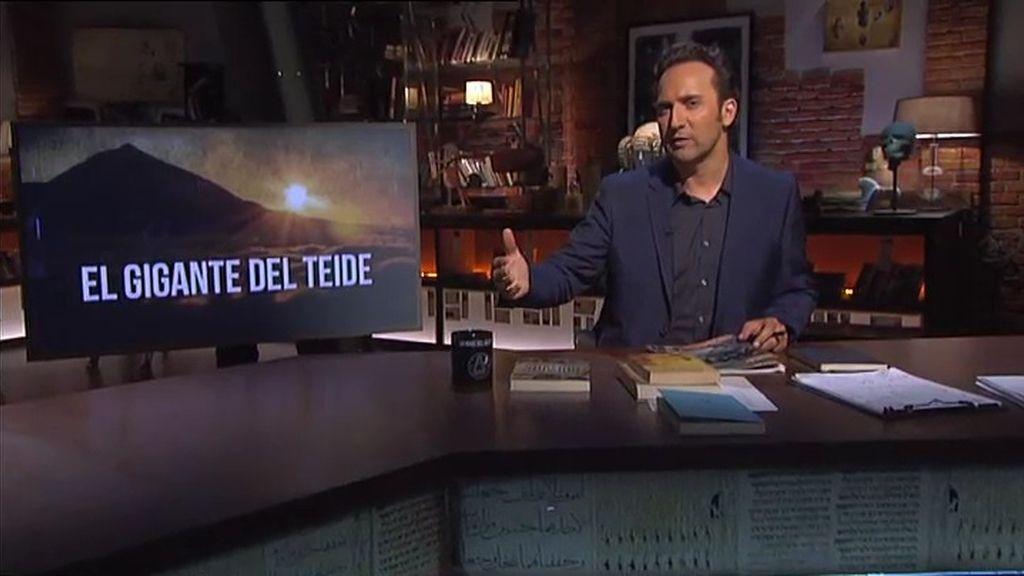 """El gigante del Teide: hablan los testigos que vieron """"una figura negra, enorme y alargada"""""""