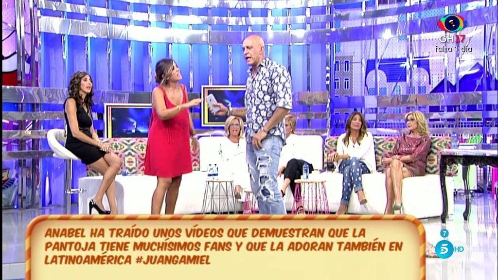 """Kiko Matamoros, a Anabel Pantoja: """"Haz bien los deberes, has patinado"""""""