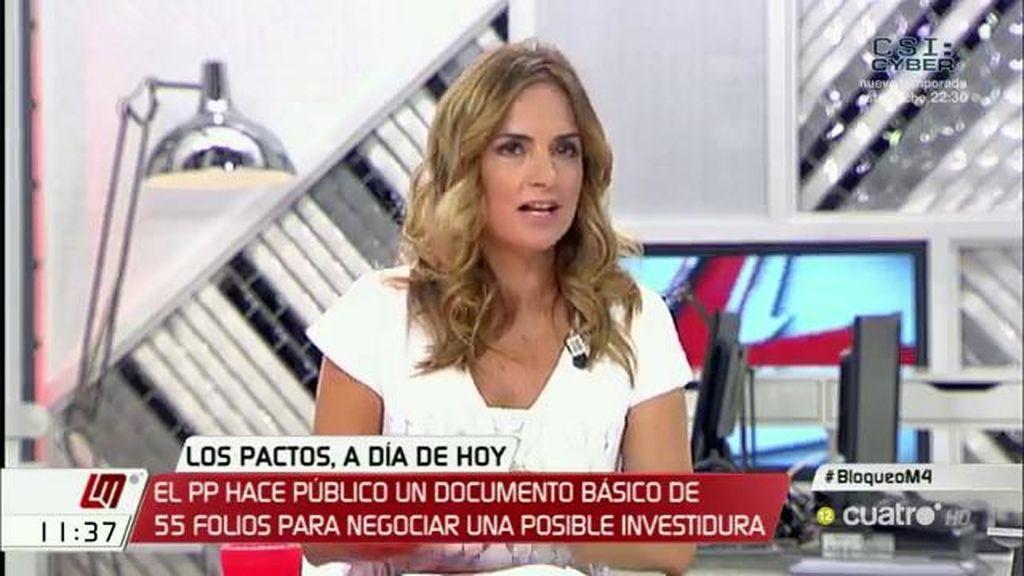 """Sumelzo: """"Es inaceptable el hostigamiento que está cayendo sobre el PSOE"""""""