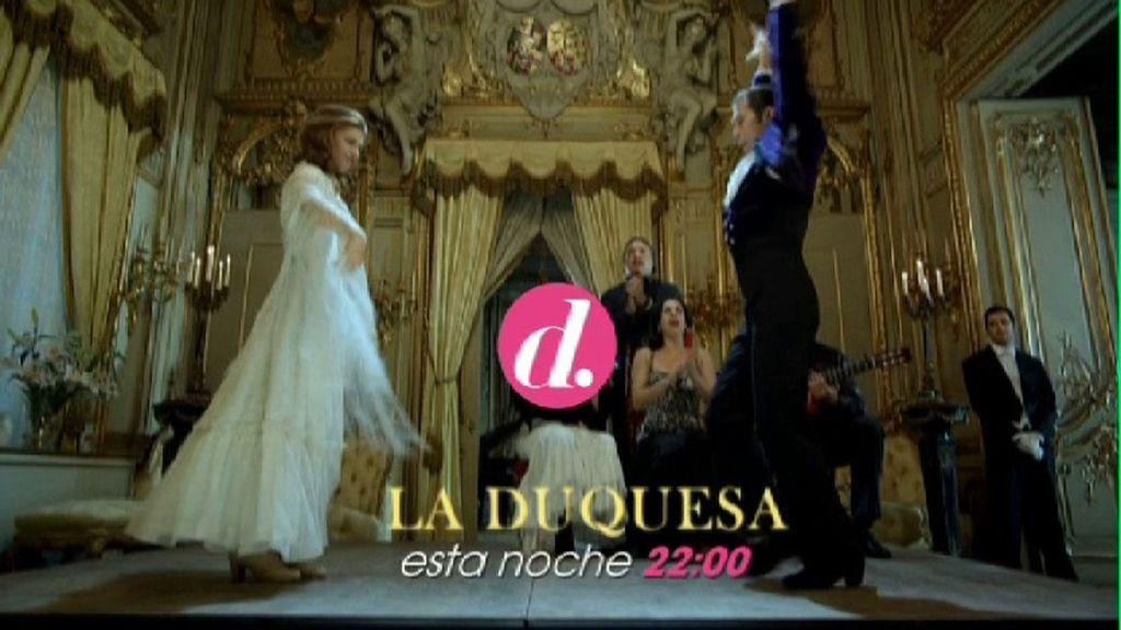 La TV movie de la Duquesa de Alba, esta noche a las 22.00 horas en 'Divinity'