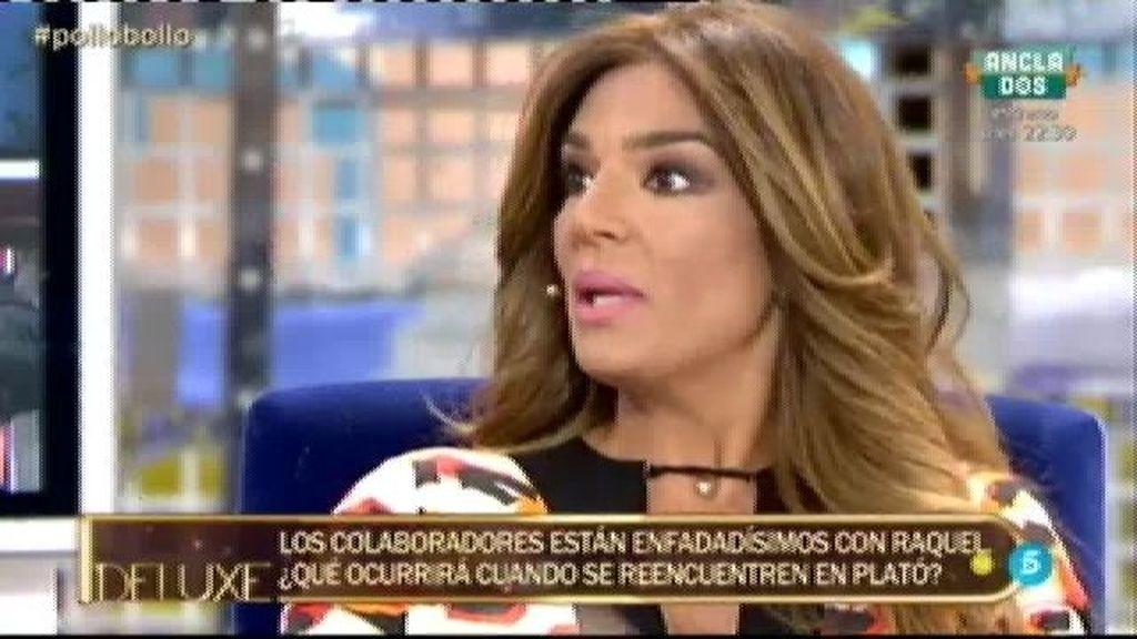 """Raquel Bollo: """"Volvería a hacer esas declaraciones, pero sin mis hijos"""""""