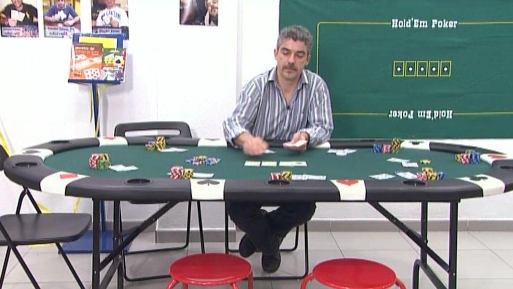 Juega al poker como los profesionales