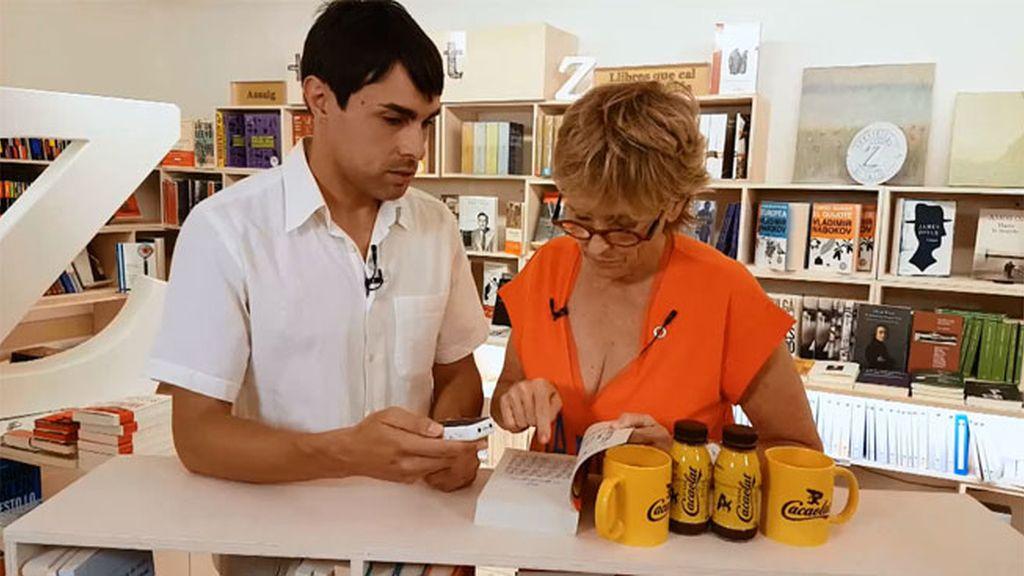 """Xavier: """"Empecé a disfrutar de la lectura con """"El nombre de la rosa"""" de Umberto Eco"""""""
