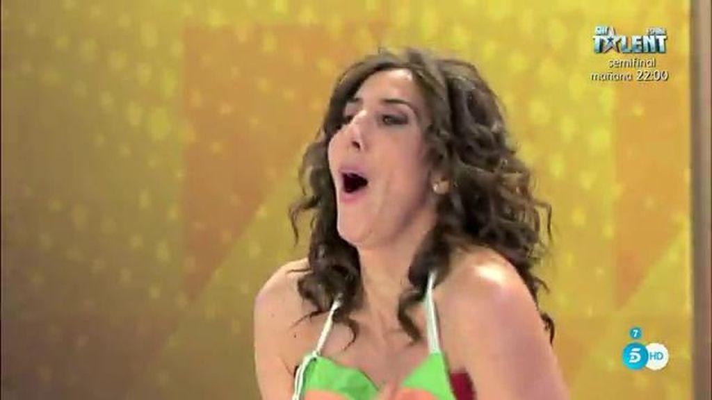 Paz Padilla También Se Desnuda Por El éxito De Audiencia De La Que