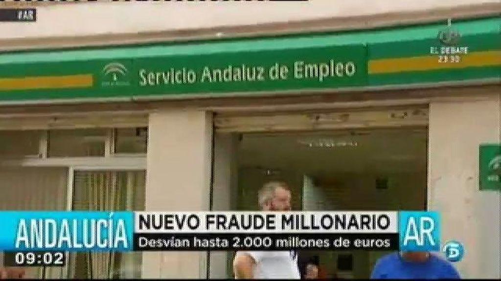 Una investigación destapa un posible fraude en las ayudas al desempleo en Andalucía