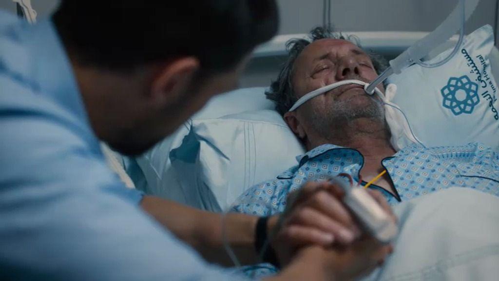 """Barry le pone una inyección letal al jeque: """"Espero que puedas perdonarme"""""""