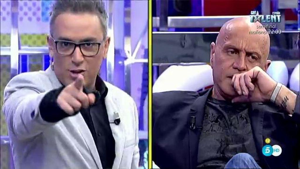 """Kiko Hernández: """"Carlos Lozano  ya tiene trabajo de presentador"""""""