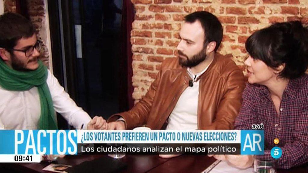 Pacto o nuevas elecciones en 2016, ¿qué prefieren los votantes españoles?