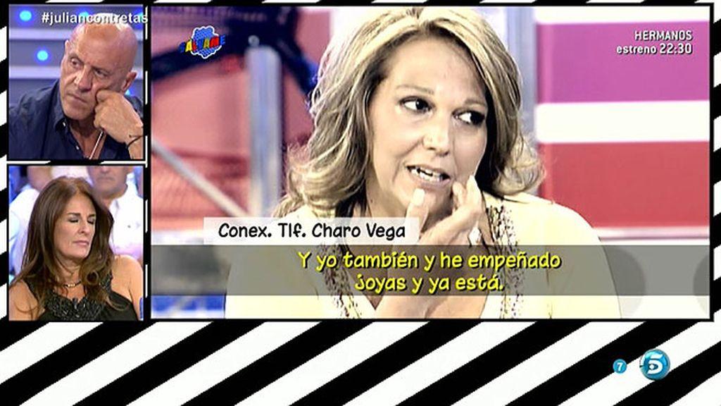 """Charo Vega, sobre Julián Contreras Jr.: """"Demoledor es lo que le hizo a su madre"""""""