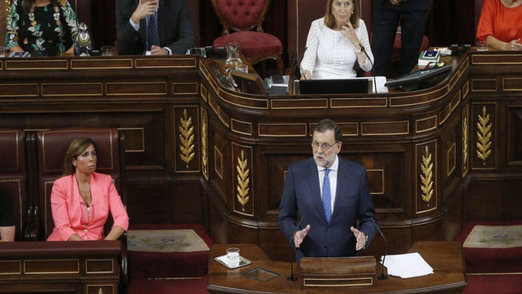 """Rajoy: """"Dialogaré con todas las fuerzas para lograr un Pacto por la Educación"""""""