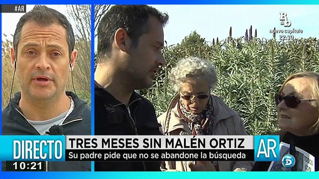 """Alejandor, padre de Malén: """"Tengo esperanzas y creo que va a salir algo"""""""