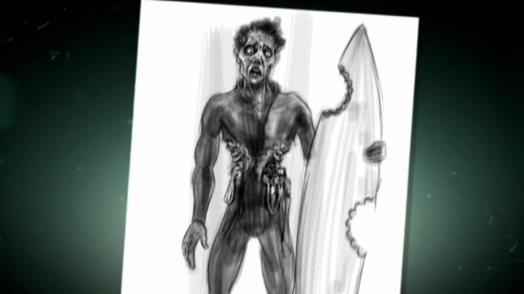 Diseñando zombies en 'Cara a cara'