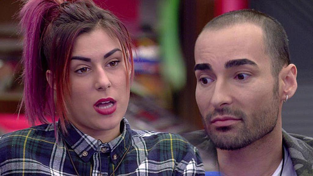 """Bea tiene claro quién será el próximo expulsado: """"Creo que será Miguel"""""""