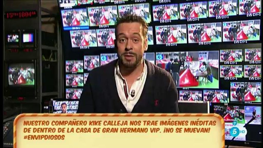 Laura M. y Javier Tudela protagonizan su primer encontronazo en 'GH VIP'