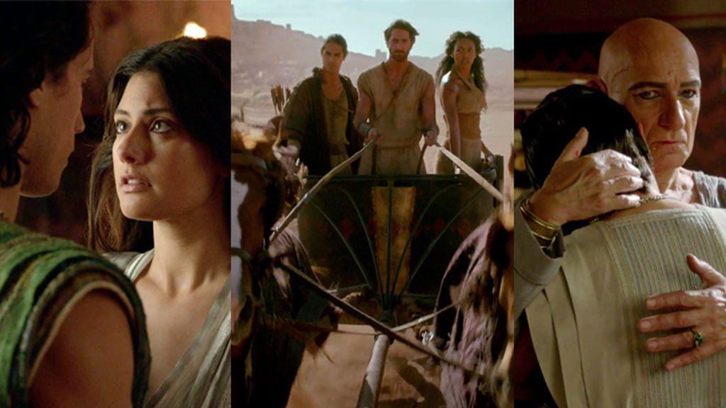 Tutankamón cabalga libre, el visir conspira y Ka será el nuevo faraón