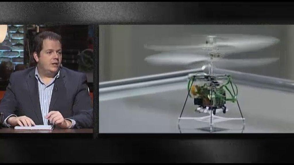 Drones: ¡ya están aquí!