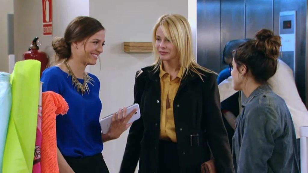 """Clara, a Sonia: """"Quiero que sepas que puedes contar conmigo para lo que sea"""""""