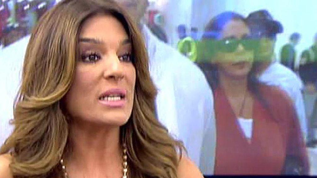 """Raquel Bollo: """"Isa Pantoja no puede pensar que le he dado la espalda"""""""