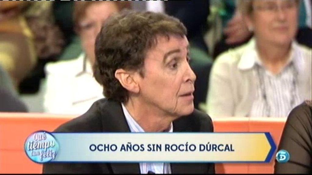 Dimpoll, en el homenaje a Rocío Durcal