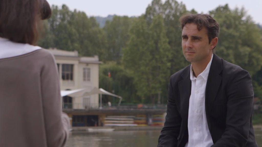 "Hervé Falciani: ""Me he tenido que olvidar de una vida normal"""