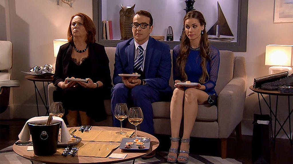 Una madre con mucho carácter: Bruno pide a Raquel que se haga pasar por su novia