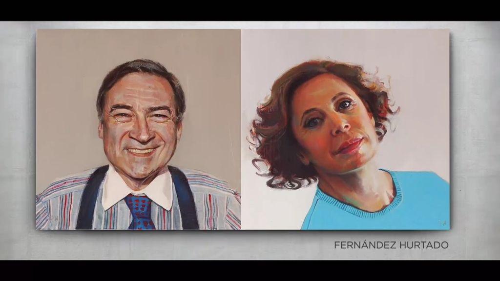 El epílogo de Bertín: Ágatha y Pedro J., una sustanciosa y singular pareja