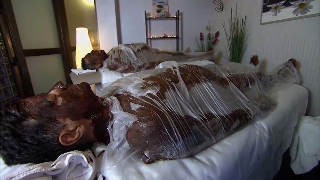 Los Chunguitos se envuelven en chocolate