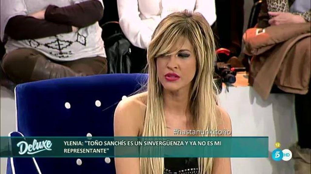 """Ylenia, tras el escándalo: """"Me he sentido explotada por Toño Sanchís"""""""