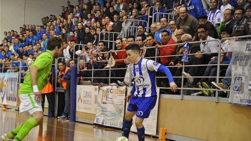 Inter Movistar remonta al Montesinos Jumilla en un final trepidante (2-4)
