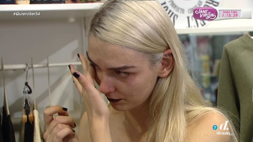 Isabella no aguanta la presión tras perder la prueba contra Paula Moya